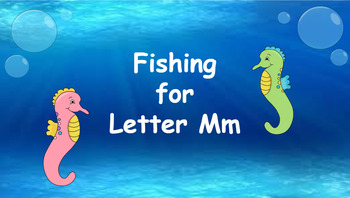 Google Classroom: Letter M