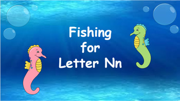 Google Classroom: Letter N