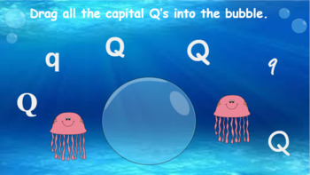 Google Classroom: Letter Q