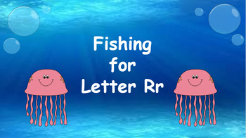 Google Classroom: Letter R