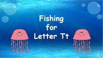 Google Classroom: Letter T