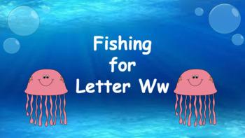Google Classroom: Letter W