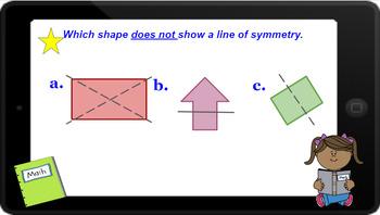 Google Classroom: Lines of Symmetry
