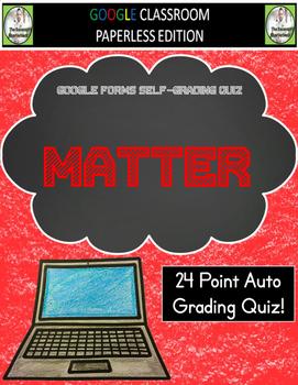Matter Google Forms Assessment