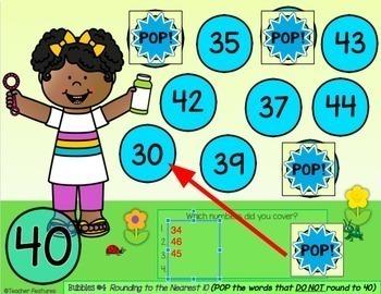 Google Classroom Math: Rounding to the Nearest 10