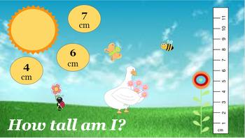 Google Classroom: Measurement (cm)