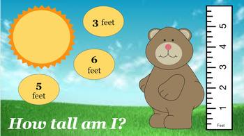 Google Classroom: Measurement (feet)