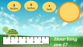 Google Classroom: Measurement (inches)