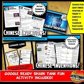 Google Classroom Medieval China Dynasties Unit Plan Lesson Bundle