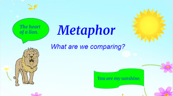 Google Classroom: Metaphors