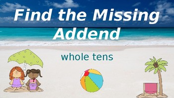 Google Classroom: Missing Addends