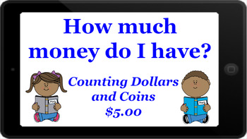 Google Classroom: Money- Counting Money up to $5