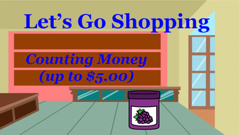 Google Classroom: Money- Counting up to $5