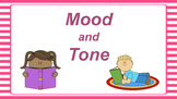 Google Classroom: Mood and Tone