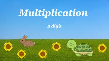 Google Classroom Multiplication- 2 Digit