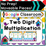 Google Classroom Activities Multiplication Distance Learning