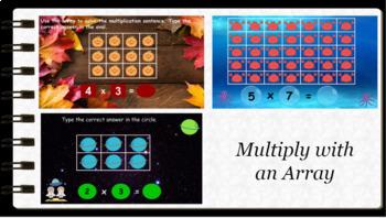 Google Classroom: Multiplication Bundle