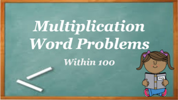Google Classroom- Multiplication Word Problems