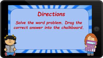 Google Classroom- Multiplication Word Problems