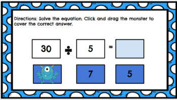 3.OA.C7 Google Classroom Multiplication and Division Fluency