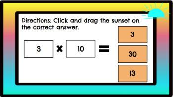 3. NBT.A3 Google Classroom Multiply by 10's