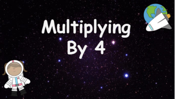 Google Classroom: Multiplying by 4