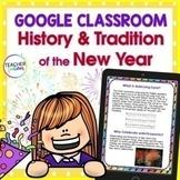 Google Classroom Activities | NEW YEARS 2019 | New Years Activities 2019