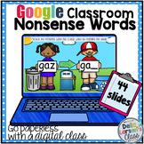 Google Classroom Nonsense Word Recycle