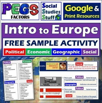Google Classroom | PEGS Europe Intro | Free Digital Activity | Distance Learning
