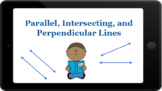 Google Classroom: Parallel, Intersecting, and Perpendicular Lines