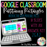 Google Classroom Partitioning Rectangles 2.G.2