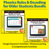 Phonics & Decoding For Older Students: 265 Ready-to-use GO