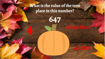 Google Classroom- Place Value