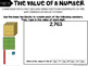 Place Value Google Classroom Interactive Notebook Activities