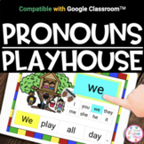 Google Classroom™ | Pronouns | Distance Learning