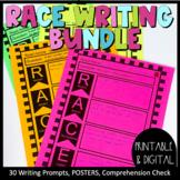 Google Classroom RACE Writing BUNDLE (Upper Elementary) Di