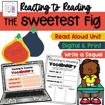 Google Classroom Reacting to Reading & Narrative Writing -