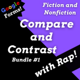 Google Classroom Reading Compare and Contrast Passage Ques