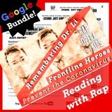 History of COVID-19 Google Classroom Reading Passage Activ