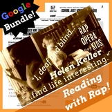 Reading Comprehension for Google Forms Using Helen Keller