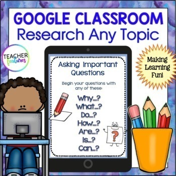 GOOGLE CLASSROOM WRITING Research Reports For Any Topic
