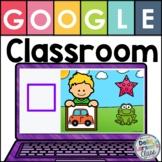 Google Classroom Rhyming Words