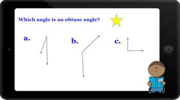 Google Classroom: Right, Obtuse, and Acute Angles