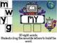 Google Classroom Robot Sight Words