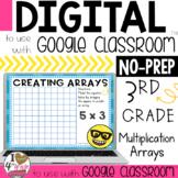 Google Classroom Arrays