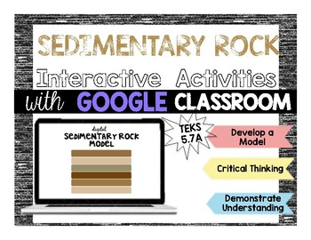 Google Classroom: Sedimentary Rock