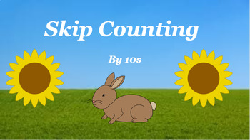 Google Classroom Skip Counting 2 Digit By 10s