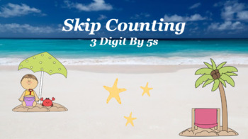 Google Classroom- Skip Counting By 5s- 3 Digit