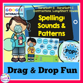 Google Classroom ELA | Spelling Sounds & Patterns