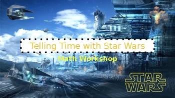 Google Classroom Star Wars Time Task